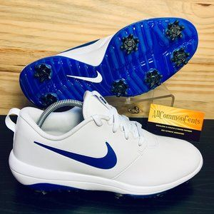 New Nike Roshe Golf Shoes Leather Waterproof